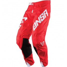 PANTALON CROSS ANSWER ELITE SOLID ROUGE 2019 Taille 36 US