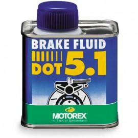 LIQUIDE DE FREIN MOTOREX BRAKE FLUID DOT 5.1 250ML DUP'MX