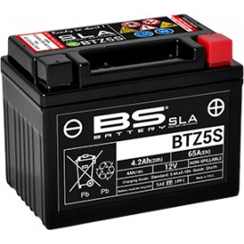 BATTERIE BS BTZ5S SLA ACTIVEE USINE