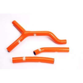 DURITES RADIATEUR SAMCO ORANGE KTM EXC 250/300 18-19