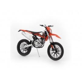 MODELE REDUIT KTM EXC-F 350 2018 ECHELLE 1/12