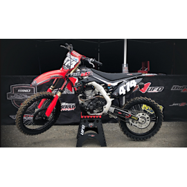 Kit déco Honda e-MX Racing Team