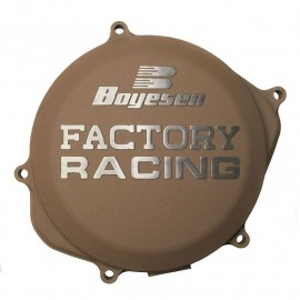COUVERCLE CARTER EMBRAYAGE BOYESEN COULEUR MAGNESIUM CRF250R 18-20
