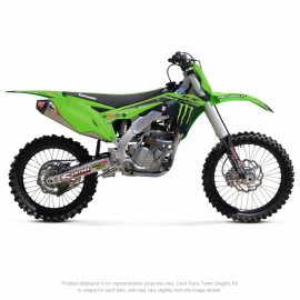 KIT DECO PRO CIRCUIT TEAM MONSTER ENERGY 2020 KAWASAKI KX450 19-20