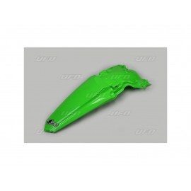 GARDE BOUE ARRIERE VERT UFO KAWASAKI KXF450 19-20