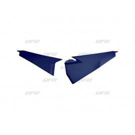 PLAQUES LATERALES SUPERIEURES BLEU UFO TC/FC 125&+ 19