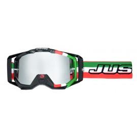 MASQUE MX JUST1 IRIS ITALIA VERT BLANC ROUGE