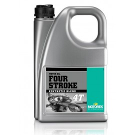 HUILE MOTEUR MOTOREX 4-STROKE 5W/40 4L