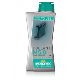 LIQUIDE DE REFROIDISSEMENT MOTOREX COOLANT M5.0 1L DUP'MX