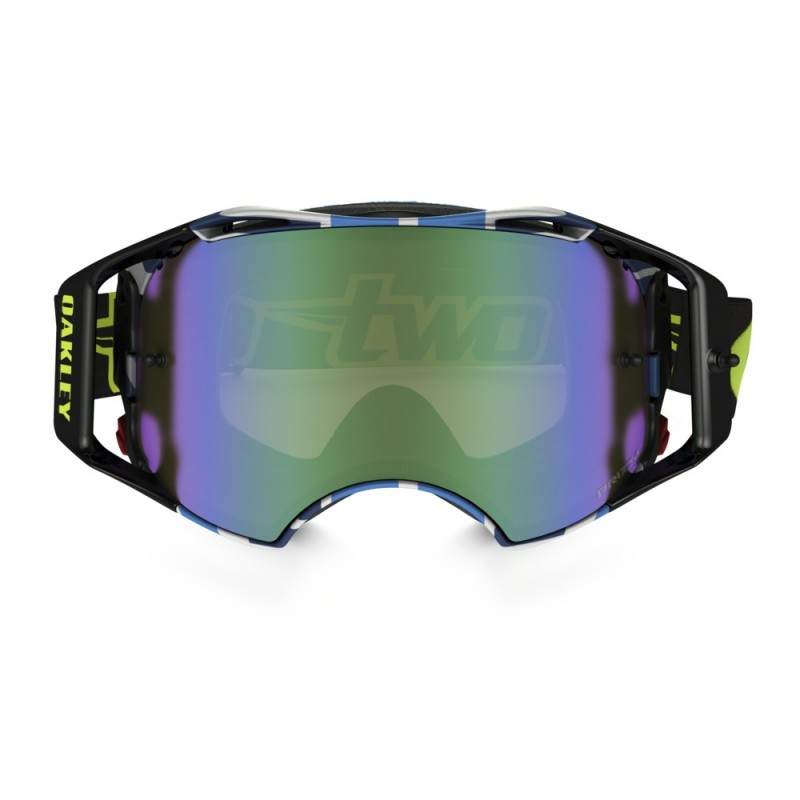 equipement masque oakley airbrake chad reed prizm mx jade iridium. Black Bedroom Furniture Sets. Home Design Ideas
