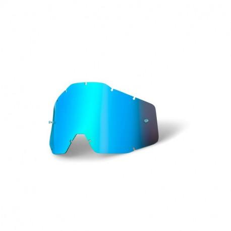 Ecran 100% miroir bleu Racecraft / Accuri / Strata