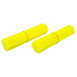 COUVRE RAYONS JAUNE FLUO DUP'MX