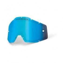 Ecran 100% miroir double bleu ventilé Racecraft / Accuri / Strata