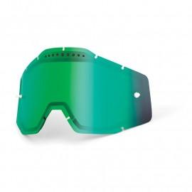 Ecran 100% miroir double vert ventilé Racecraft / Accuri / Strata