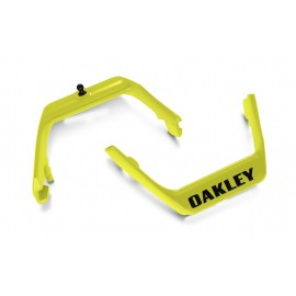 OUTRIGGERS OAKLEY AIRBRAKE JAUNE FLUO