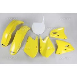 KIT PLASTIQUES UFO RM125/250 01-02 DUP'MX