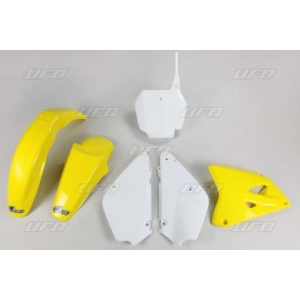 KIT PLASTIQUES UFO RM85 02-17 DUP'MX