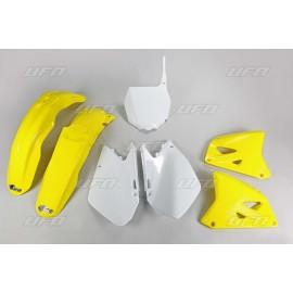 KIT PLASTIQUES UFO RM125/250 06-09 DUP'MX