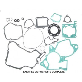 POCHETTE DE JOINTS MOTEUR COMPLET RM 125 1990-1991