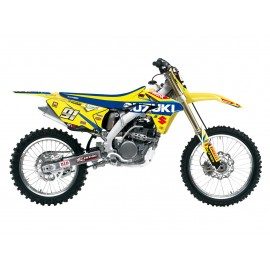 KIT DECO WORLD MXGP REPLICA SUZUKI RM-Z450 08-17 DUP'MX