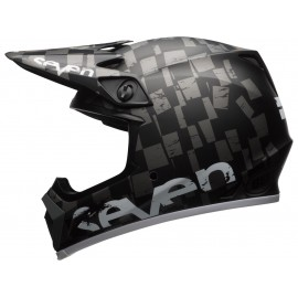 CASQUE BELL MX-9 MIPS SEVEN CHECKMATE T.XS