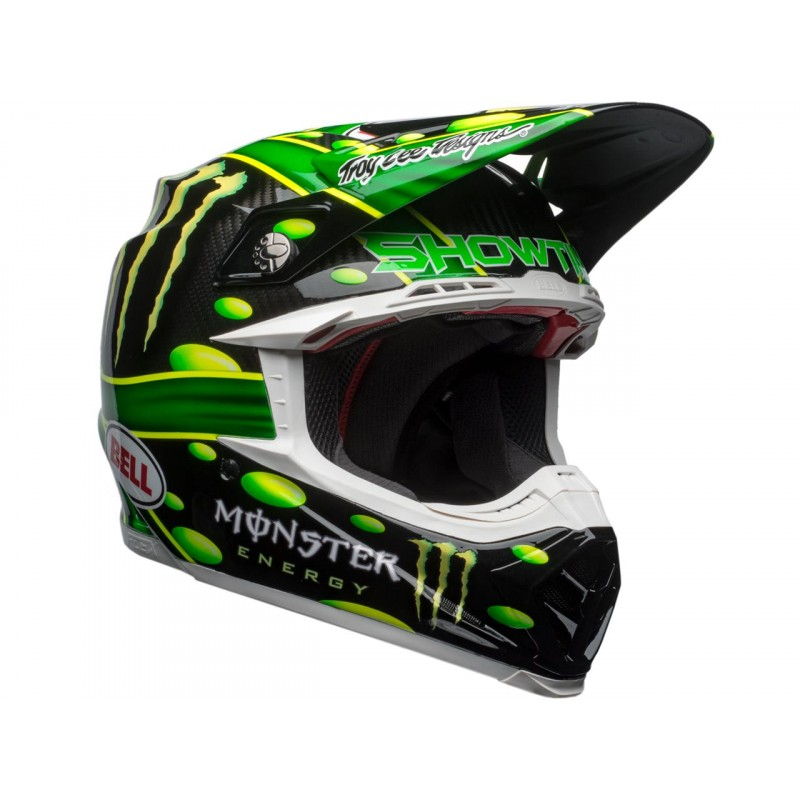 equipement casque mx bell moto9 flex mcgrath monster replica. Black Bedroom Furniture Sets. Home Design Ideas