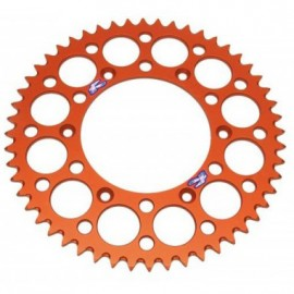 COURONNE RENTHAL ORANGE KTM / HUSQVARNA