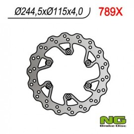 DISQUE PETALE ARRIERE FIXE NG WR125, 250, 250F, 426F