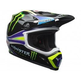 CASQUE BELL MX-9 MIPS PRO CIRCUIT MONSTER ENERGY T.S