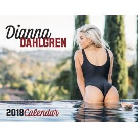 CALENDRIER DIANNA DAHLGREN 2018 DUP'MX