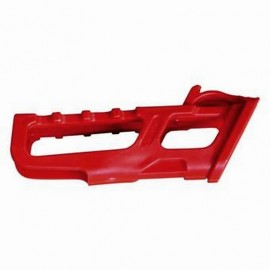 PATIN DE GUIDE CHAINE UFO ROUGE HONDA CRF 250/450
