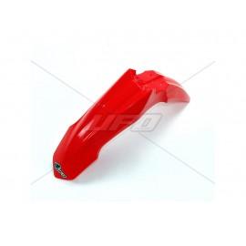 GARDE BOUE AVANT ROUGE UFO HONDA CRF 250 14-17 & CRF 450 13-16