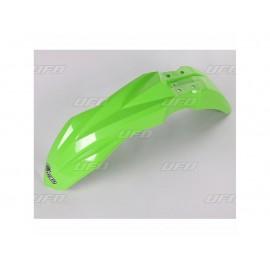 GARDE BOUE AVANT VERT UFO KX250F 17-18 KX450F 16-18