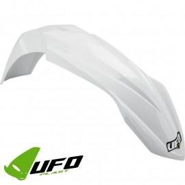 GARDE BOUE AVANT UFO BLANC YAMAHA YZF 250 10/18 & YZF 450 10/17 & YZ 125/250 15-18