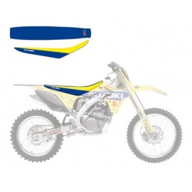 HOUSSE DE SELLE BLACKBIRD REPLICA MXGP SUZUKI RM125/250 01-08