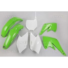 KIT PLASTIQUES UFO KX250F 05 DUP'MX