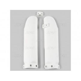 PROTECTIONS DE FOURCHE UFO BLANC KTM SX 65 09-15