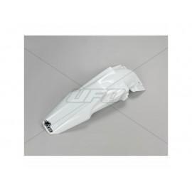 GARDE BOUE ARRIERE BLANC UFO SUZUKI RMZ 450 08-17