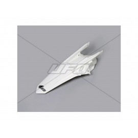 GARDE BOUE ARRIERE UFO BLANC KTM SX/SX-F 16-18