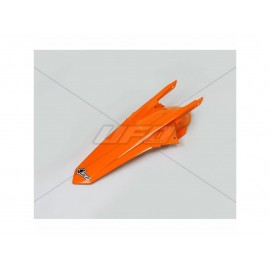 GARDE BOUE ARRIERE UFO ORANGE FLUO KTM SX/SX-F 16-18