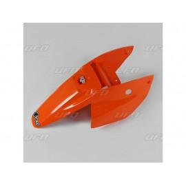 GARDE BOUE ARRIERE UFO ORANGE KTM SX 65 02-08