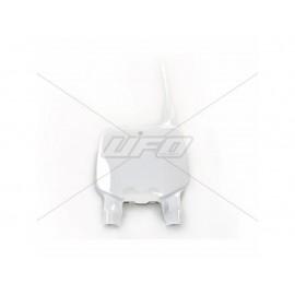 PLAQUE FRONTALE UFO VERT KAWASAKI KX 125/250/500 96-02