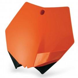 PLAQUE FRONTALE UFO ORANGE KTM SX/SXF 07-09