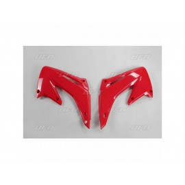 OUIES RADIATEURS UFO ROUGE HONDA CR 125/250 02-07