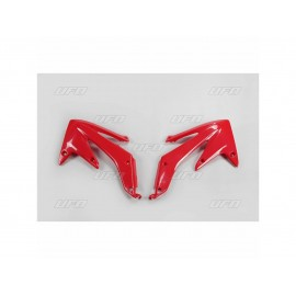 OUIES RADIATEURS UFO ROUGE HONDA CRF 450 05-08