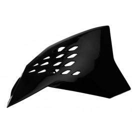 OUIES RADIATEURS UFO NOIRES KTM SX/SXF 07-08 & EXC 08