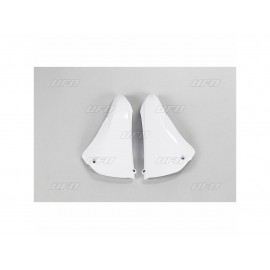 OUIES RADIATEURS SUPERIEURES UFO BLANCHES YAMAHA YZF 450 10-13