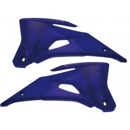 OUIES RADIATEURS SUPERIEURES UFO BLEUES YAMAHA YZF 250/450 06-09