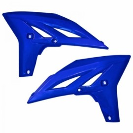 OUIES RADIATEURS SUPERIEURES UFO BLEUES YAMAHA YZF 250 11-13