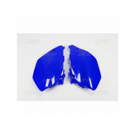 PLAQUES LATERALES UFO BLEUES YAMAHA YZ 125/250 02-05